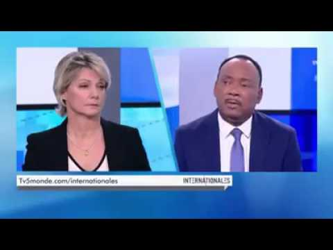 TV5MONDE Recoit Mahamadou Issoufou