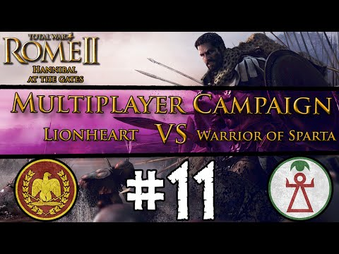 Hannibal At The Gates: Multiplayer Campaign w/ Warrior of Sparta #11