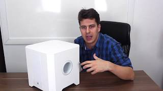 SUBWOOFER RD SW8 FRAHM - REVIEW ANALISE SUB RESIDENCIAL
