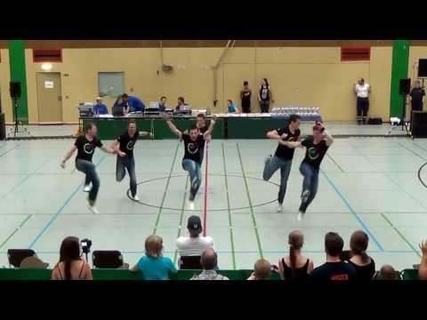 Jumpjump - Deutsche Jumpstyle Meisterschaft Oberhausen 2013 (1. Platz) video