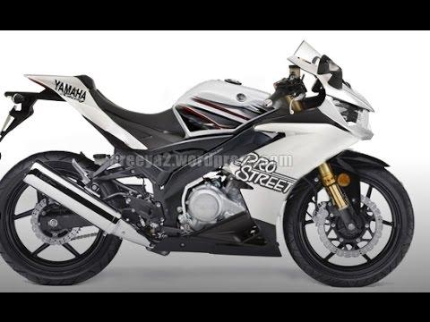 Motor Trend Modifikasi   Video Modifikasi Motor Yamaha Vixion Full Fairing Terbaru Part 3