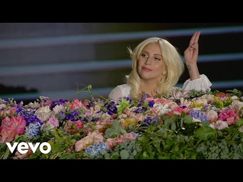 Lady Gaga - Imagine (Live at Baku 2015 European Games Opening Ceremony)