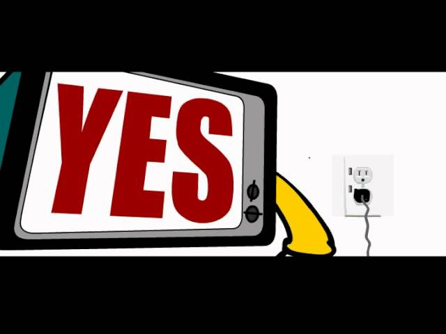 CUTV VOTE YES ANIMATION by Iven Simonetti