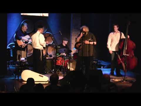 Andy Statman Trio with David Grisman&Jon Sholle: Bile Them Cabbage Down