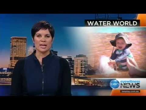 Water Efficiency News Story - Network TEN Australia
