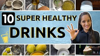 10 Super Healthy Drinks Suggested By Ayurveda | TruptWellness