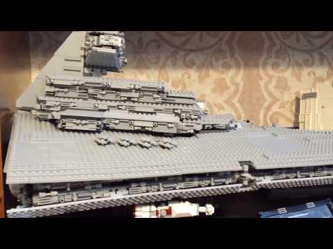Мой Лего Уголок Империи! Моя армия Галактической Империи и Ситхов из Лего Звездные Войны.