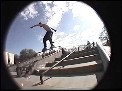 Skateboard Throwback #12