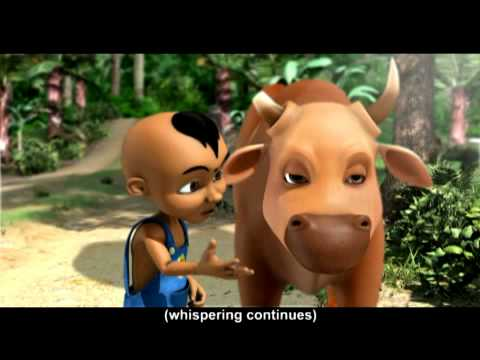 Trailer upin dan ipin the movie