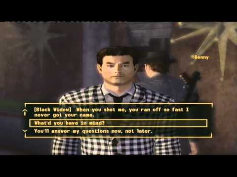 Fallout: New Vegas - All Of Benny