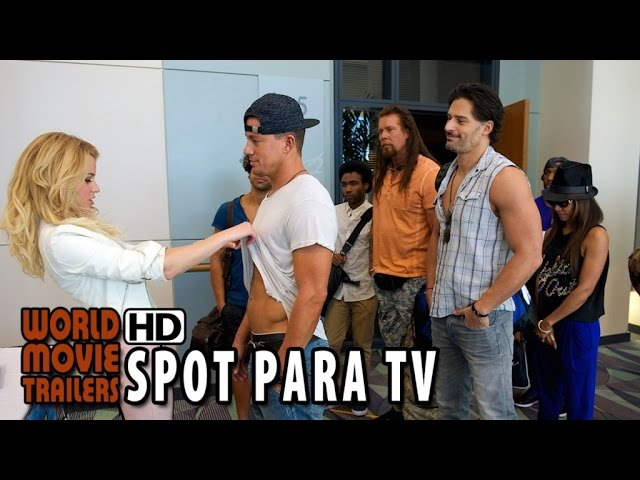 Magic Mike XXL Spot para Tv (2015) - Channing Tatum HD