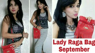 Lady Raga Bag September 2017 | Superstar Edition | 2nd Anniversary | Giveaway Open❤