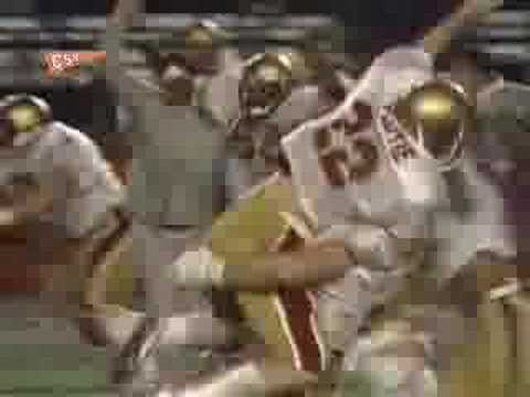 Flutie's Miracle in Miami Video