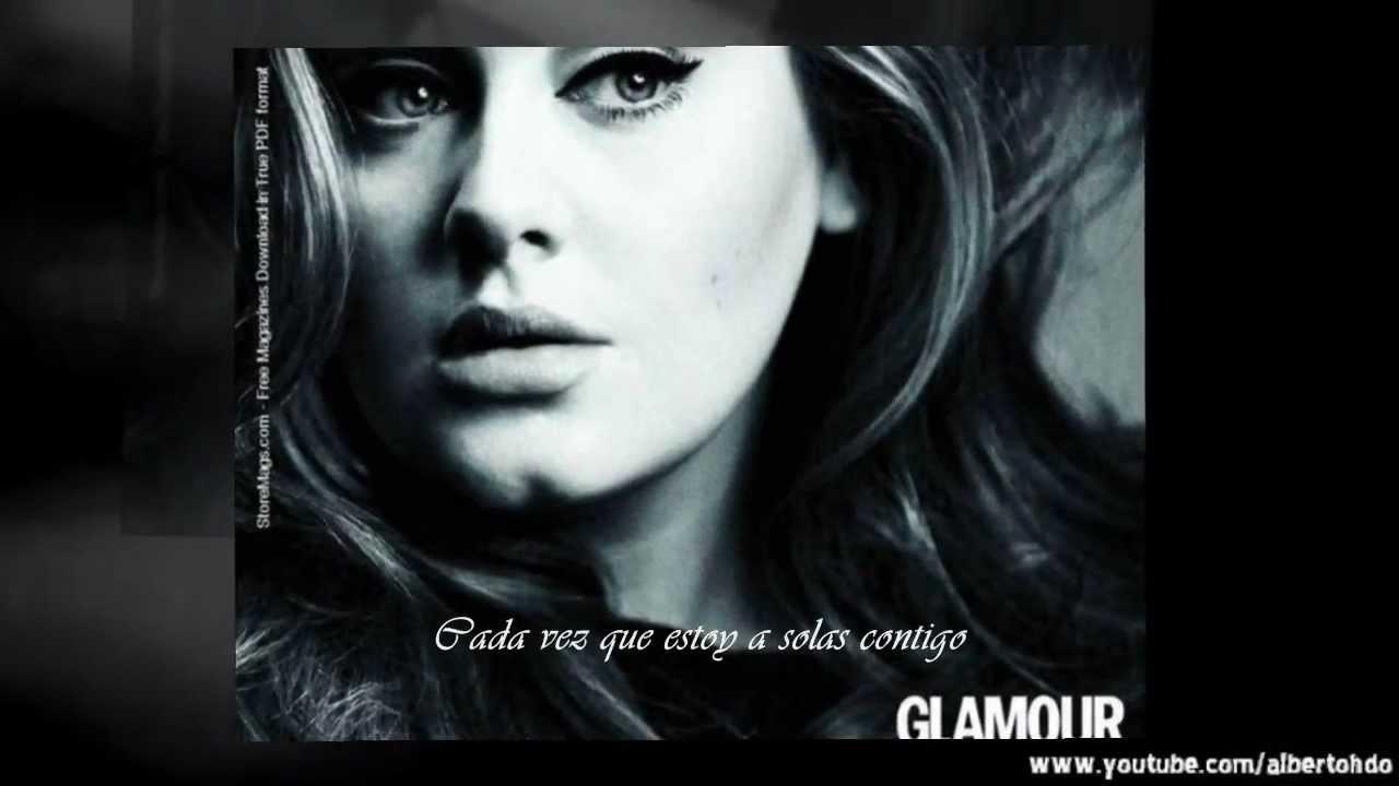 Adele - Lovesong (traducido al