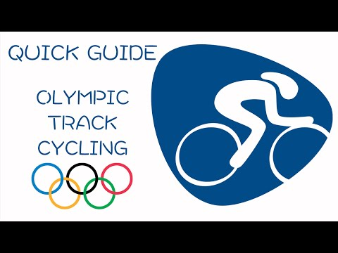 Quick Guide to Olympic Track Cycling