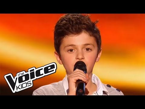 The Voice Kids 2016 | Marin – Papaoutai (Stromae) | Blind Audition