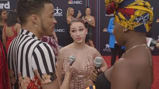 Danielle 'Bhad Bhabie' Bregoli Talks Nicki Minaj & Cardi B and more! | The Shade Room