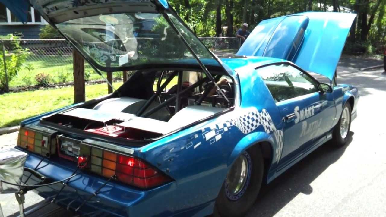 1982 Camaro Z28 Pro Street For Sale Youtube