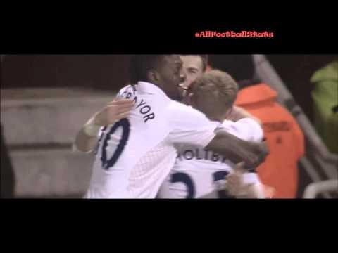 West Ham United vs Tottenham Hotspur 2-3 Highlights All goals Carroll, Bale & statistics 25.02.2013