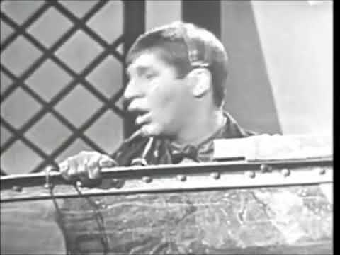 Dean Martin & Jerry Lewis Spoof 1950's Game Shows