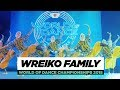 Wreiko Family   Team Division   World of Dance Championships 2018   #WODCHAMPS18