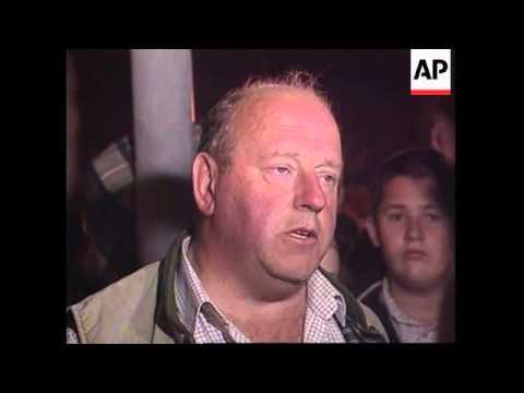 UK:  FUEL CRISIS: BLOCKADE