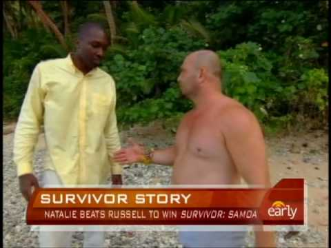 Natalie White's 'Survivor' Journey