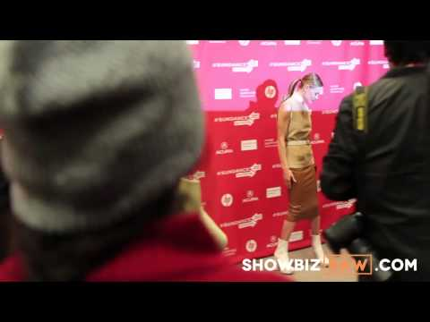 Michael Polish and Kate Bosworth red carpet premiere Sundance FIlm Festival