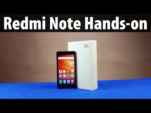 Xiaomi Redmi Note India Full Review: Unboxing & In-depth Hands on - Third time lucky?
