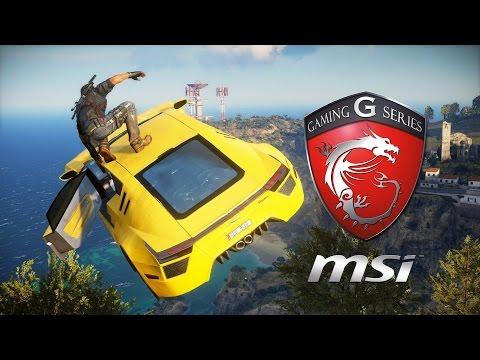 Zagrajmy W Just Cause 3 + Konkurs Od MSI - Do Wygrania MEGA GRY