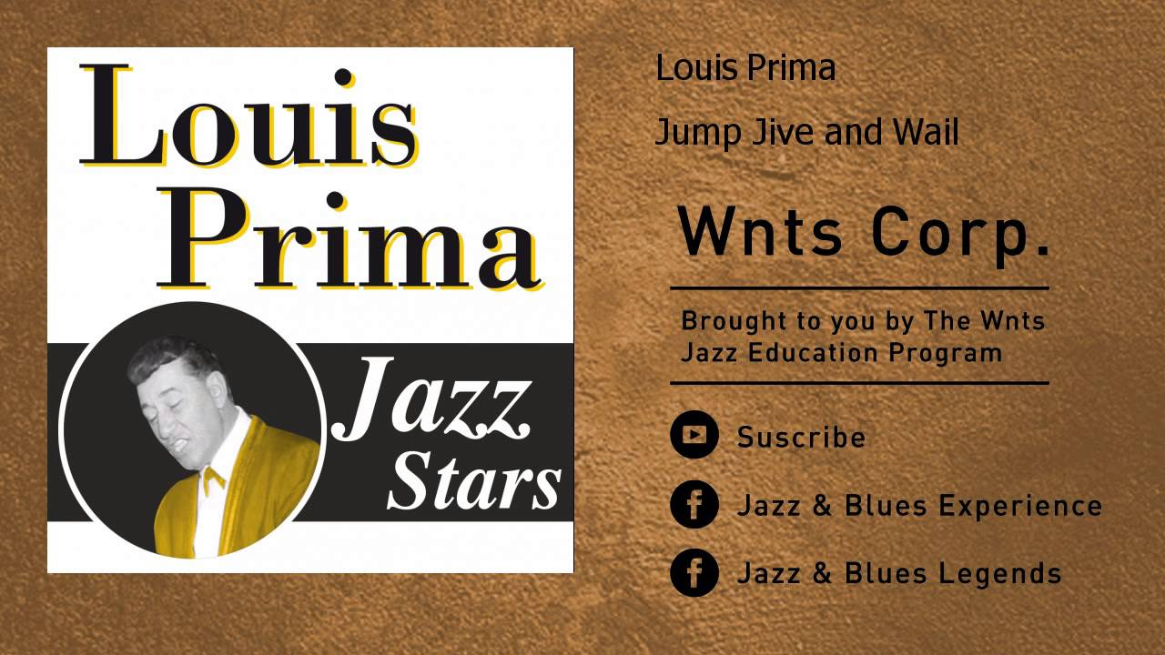 Louis Prima - Jump Jive and Wail