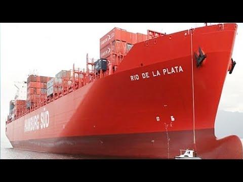 5 самых БОЛЬШИХ кораблей в мире!