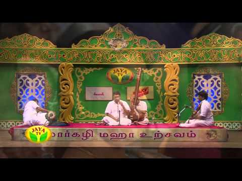 Margazhi Maha Utsavam Sanjay Subramaniyam - Episode 09 On Thursday, 26/12/13