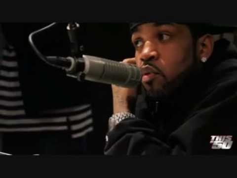 Lloyd Banks - Interview with Cosmic Kev Part 1