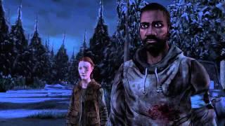 The Walking Dead Season 2 Episode 5 - Clementine Kills Mike