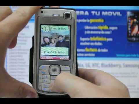 Como liberar Nokia N70 de Vodafone por código en www.movical.net