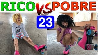 RICO VS POBRE FAZENDO AMOEBA / SLIME #23