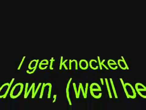 Tubthumping I Get Knocked Down (Present Simple)