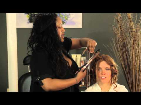 What Will a Perm Look Like on Fine, Limp Hair? : Styles for Long Hair