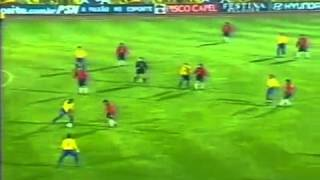 CHILE VS BRASIL- CLASIFICATORIAS KOREA & JAPÓN 2002