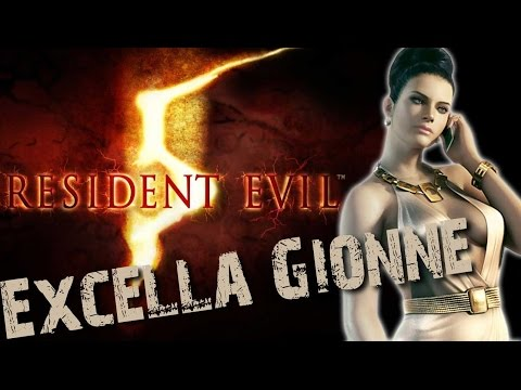 Resident Evil 5 PC - Excella Gionne