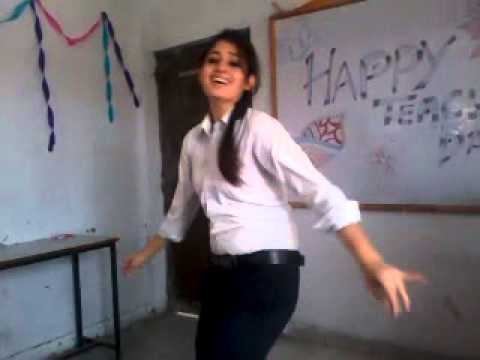 Indian Girl Dance In College video