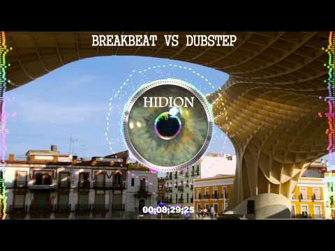 breakbeat vs dubstep session 2013 ◥◣★◥◣DJ&HIDION◥◣★◥◣ (free download)
