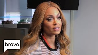 RHOA Kandi Burruss And RHOP Gizelle Bryant Bond Over Bravo | Housewife To Housewife | Bravo