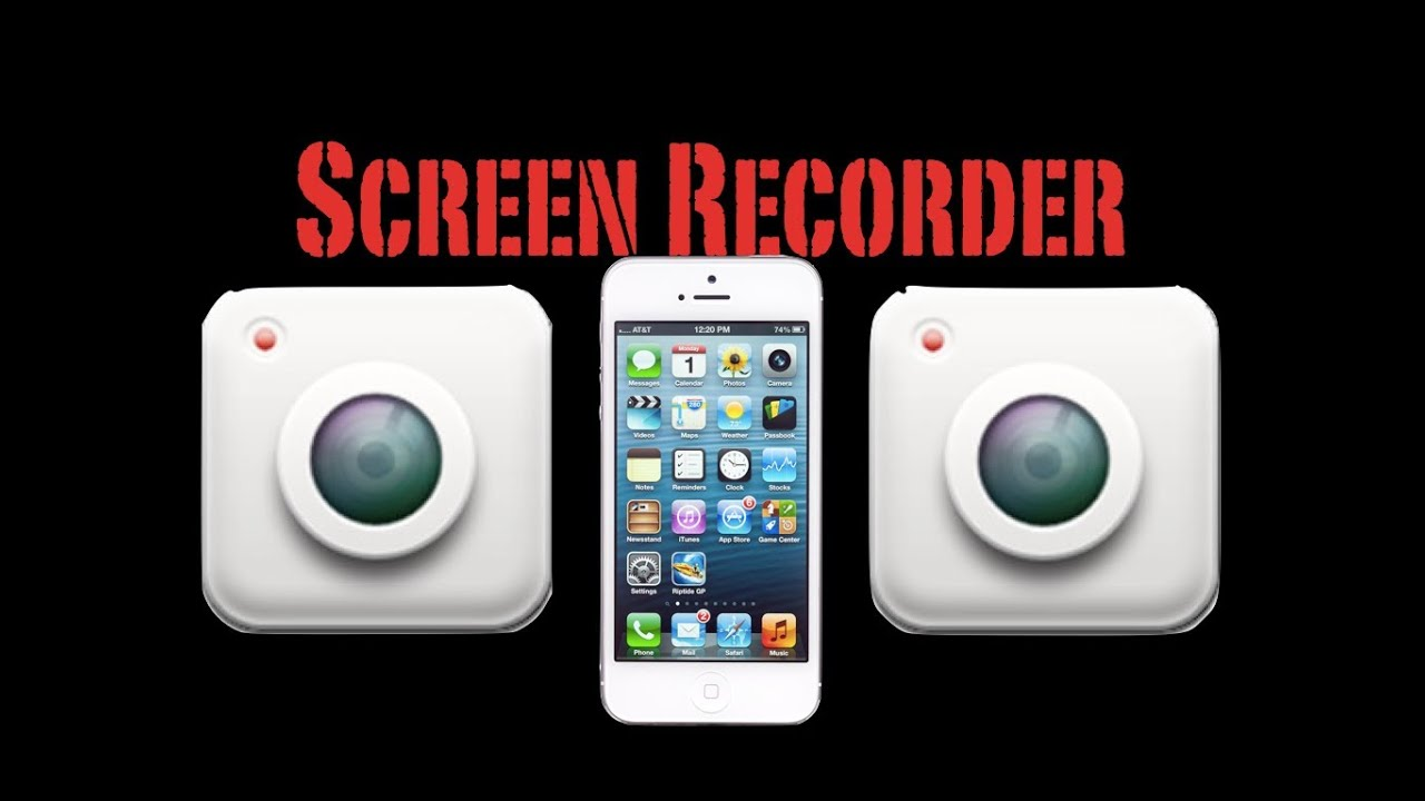 FREE IPHONE APP SCREEN RECORDER