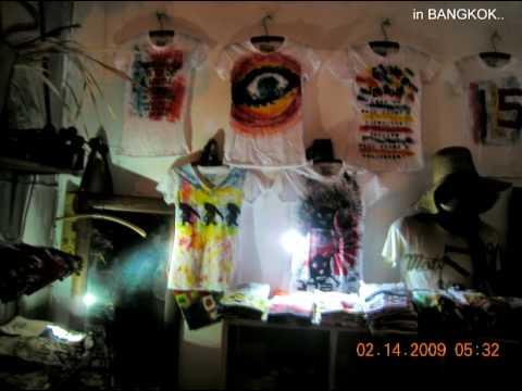 sixty-9, t-shirt at  SALE-12 shop jatujak market bangkok winukomi
