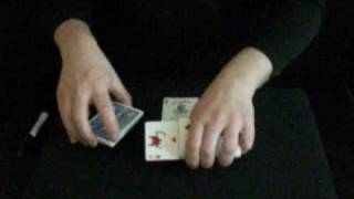 JOKER CHOKER - Card Trick Performed By Andy Field