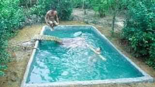 Download Lagu Build Swimming Pool Around Underground House-Part5 Gratis STAFABAND