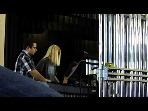 James Island Charter High School Percussion Ensemble