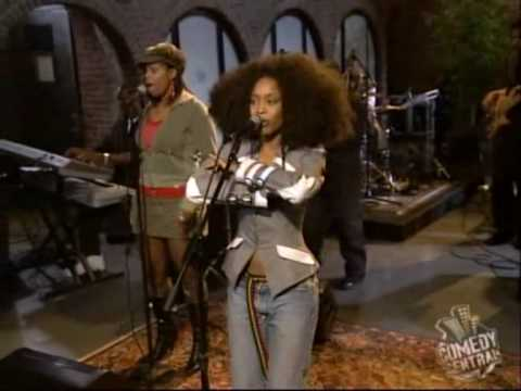 Erykah Badu - I Want You
